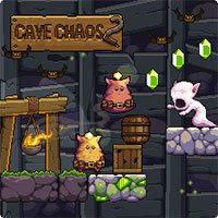 sc 1 st  Nitrome & Cave Chaos 2 - A Free Multiplayer Game by Nitrome